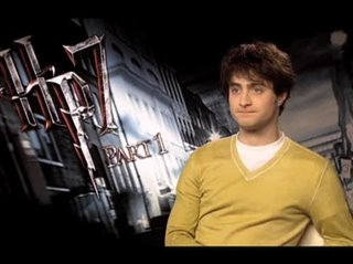 Daniel Radcliffe (Harry Potter and the Deathly Hallows: Part 1)- Interview Video Thumbnail