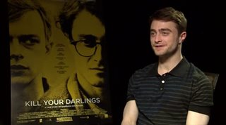 Daniel Radcliffe (Kill Your Darlings)- Interview Video Thumbnail