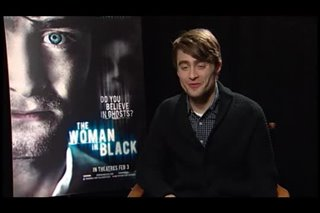 Daniel Radcliffe (The Woman in Black)- Interview Video Thumbnail