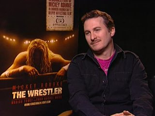darren-aronofsky-the-wrestler Video Thumbnail