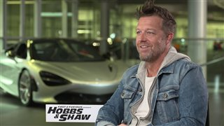 David Leitch talks 'Fast & Furious Presents: Hobbs & Shaw'- Interview Video Thumbnail