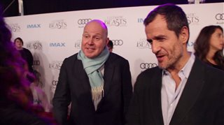 David Yates & David Heyman - Fantastic Beasts and Where to Find Them Red Carpet Interview Video Thumbnail