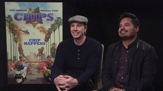 dax-shepard-michael-pena-interview-chips Video Thumbnail
