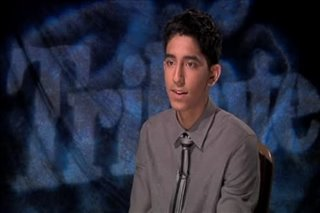 Dev Patel (Slumdog Millionaire)- Interview Video Thumbnail