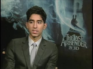 Dev Patel (The Last Airbender)- Interview Video Thumbnail