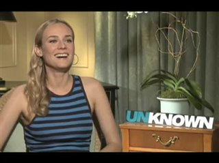 Diane Kruger (Unknown)- Interview Video Thumbnail