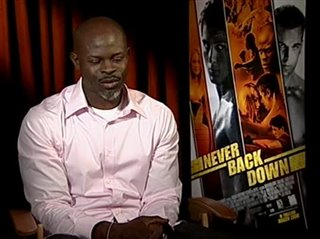 djimon-hounsou-never-back-down Video Thumbnail