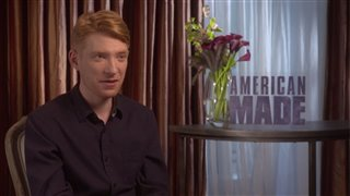 domhnall-gleeson-interview-american-made Video Thumbnail