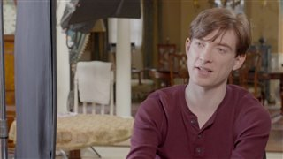 domhnall-gleeson-interview-peter-rabbit Video Thumbnail