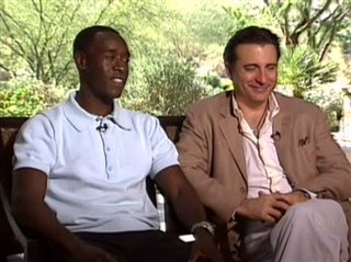 DON CHEADLE & ANDY GARCIA - OCEAN'S TWELVE- Interview Video Thumbnail