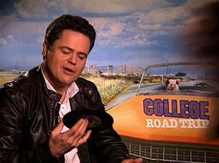 donny-osmond-college-road-trip Video Thumbnail