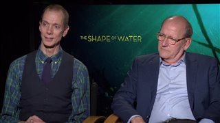 doug-jones-richard-jenkins-interview-the-shape-of-water Video Thumbnail