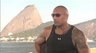 Dwayne Johnson (Fast Five)- Interview Video Thumbnail