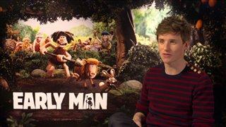 eddie-redmayne-interview-early-man Video Thumbnail