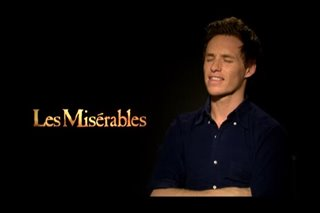 Eddie Redmayne (Les Misérables)- Interview Video Thumbnail
