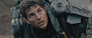 Edge of Tomorrow Trailer Video Thumbnail