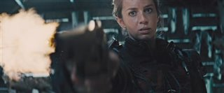 Edge of Tomorrow movie clip - The Only Rule Video Thumbnail
