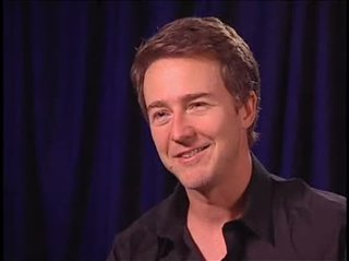 Edward Norton (Leaves of Grass) - Interview Video Thumbnail