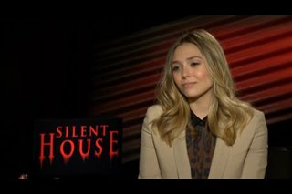 Elizabeth Olsen (Silent House)- Interview Video Thumbnail