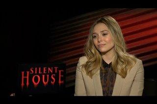 Elizabeth Olsen (Silent House) - Interview Video Thumbnail