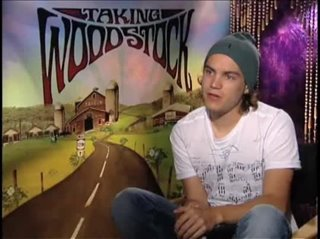 Emile Hirsch (Taking Woodstock)- Interview Video Thumbnail