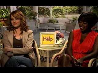 emma-stone-viola-davis-the-help Video Thumbnail