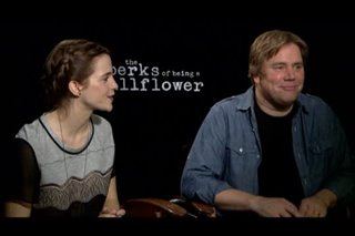 emma-watson-stephen-chbosky-the-perks-of-being-a-wallflower Video Thumbnail