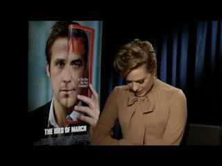 Evan Rachel Wood (The Ides of March)- Interview Video Thumbnail