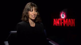 Evangeline Lilly Interview - Ant-Man Video Thumbnail
