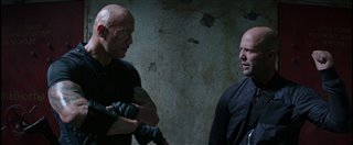 "'Fast & Furious Presents: Hobbs & Shaw' Movie Clip - ""Pick a Door"" Video Thumbnail"