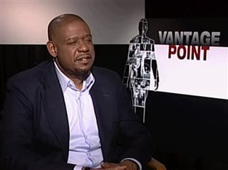 forest-whitaker-vantage-point Video Thumbnail