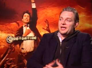 FRANCIS LAWRENCE - CONSTANTINE- Interview Video Thumbnail