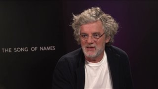 François Girard talks 'The Song of Names'- Interview Video Thumbnail