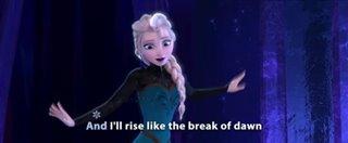 Frozen Sing-Along Trailer Video Thumbnail