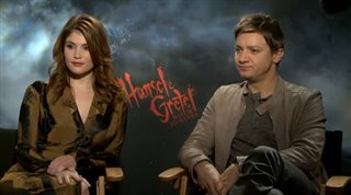 gemma-arterton-jeremy-renner-hansel-gretel-witch-hunters Video Thumbnail