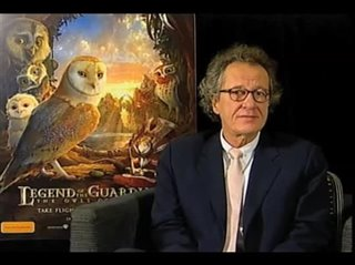geoffrey-rush-legend-of-the-guardians-the-owls-of-gahoole Video Thumbnail