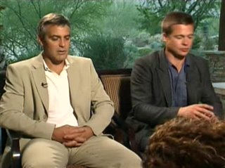 george-clooney-brad-pitt-oceans-twelve Video Thumbnail