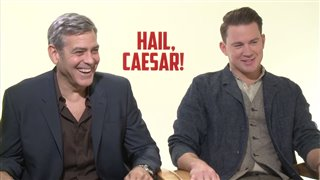 george-clooney-channing-tatum-hail-caesar-interview Video Thumbnail