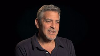 George Clooney Interview - Suburbicon Video Thumbnail