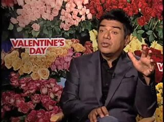 George Lopez (Valentine's Day) - Interview Video Thumbnail