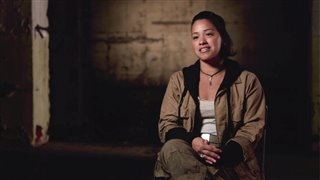 gina-rodriguez-interview-annihilation Video Thumbnail