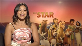 gina-rodriguez-interview-the-star Video Thumbnail