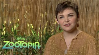 ginnifer-goodwin-zootopia-interview Video Thumbnail