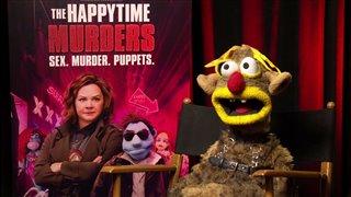 Goofer talks 'The Happytime Murders' Video Thumbnail