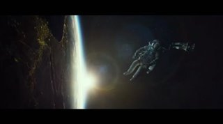 Gravity Trailer Video Thumbnail