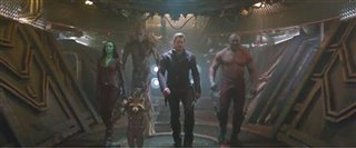 Guardians of the Galaxy Trailer Video Thumbnail