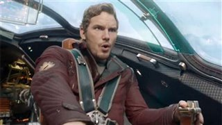 Guardians of the Galaxy featurette - Peter Quill Video Thumbnail