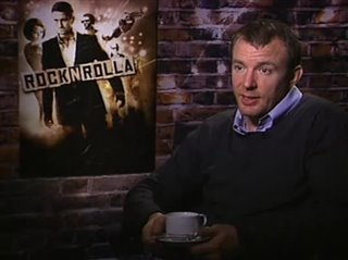 Guy Ritchie (RocknRolla)- Interview Video Thumbnail