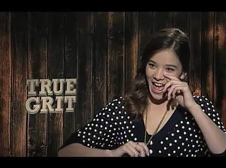 Hailee Steinfeld (True Grit)- Interview Video Thumbnail