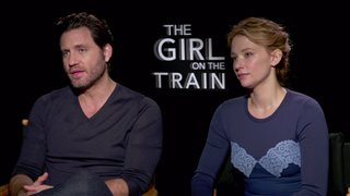 haley-bennett-edgar-ramirez-interview-the-girl-on-the-train Video Thumbnail